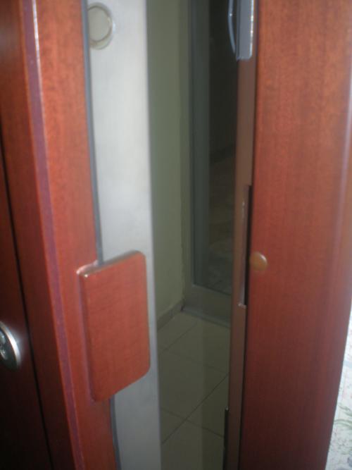 Deco Çelik Kapı Çelik Zırhı - Kanca